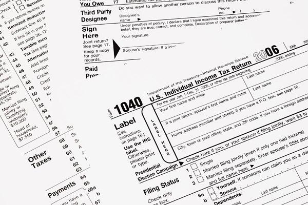 Taxes, Taxes, Taxes