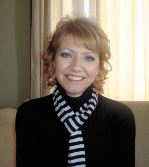 Deanne Zurcher – 2010 honorary survivor chair for Race for the Cure