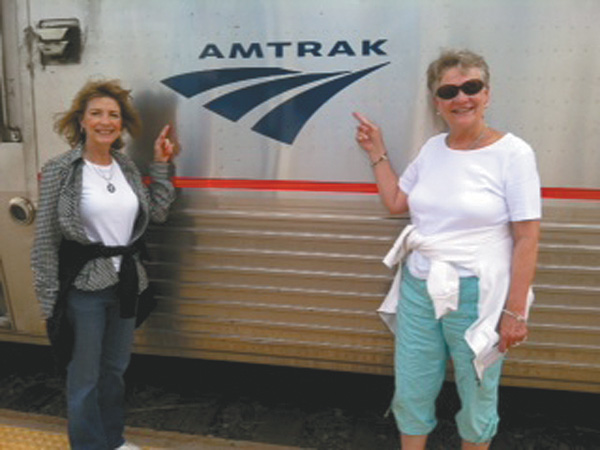 In and Out of the Quad-Cities - Amtraking our Life Away