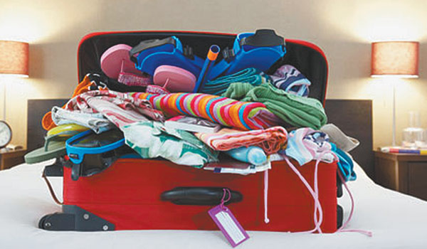In and Out of the Quad-Cities: The Thrill of Vacation… The Agony of Packing