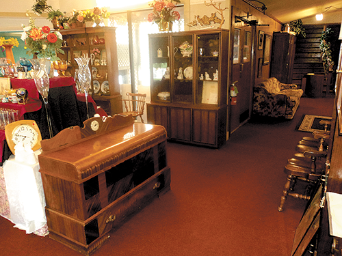The Estate Sale Shop in Hilltop Campus Village