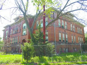 Historical Buchanan School Gaining New Life