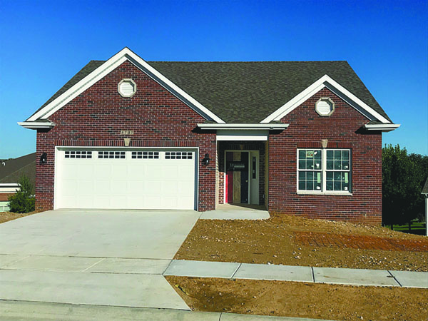 """Why seniors are lining up to acquire the new Dan Dolan Homes at """"The Fountains"""" in Bettendorf"""