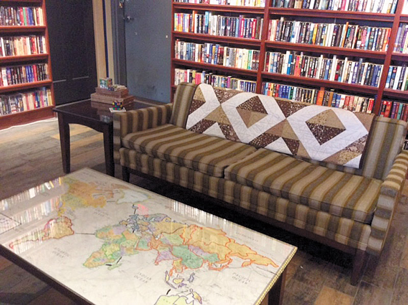 Hilltop Campus Village: The Brewed Book – The Back Story