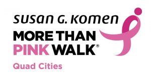 Susan G. Komen MORE THAN PINK WALK®